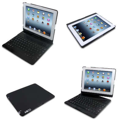 The iHome type pro Bluetooth keyboard case for iPad (Review
