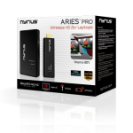 ARIES PRO Wireless Transmitter for Laptops