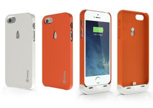 The Jackery Leaf Snap-on Rechargeable Battery Case