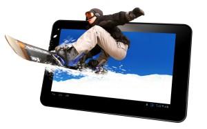 Tivax MiTraveler 3D Android Tablet
