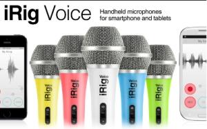 Irig Voice Microphone