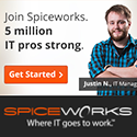 Sign up for the SpiceWorks Community