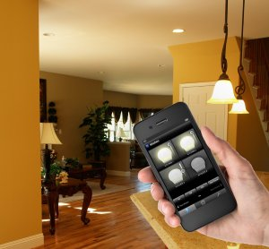 Controlling your Lights with an App