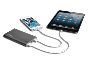 Charging iPhone and iPad