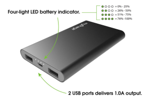 RZ60G-A Portable Charger