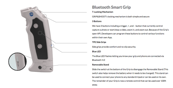 Smart Grip Detail